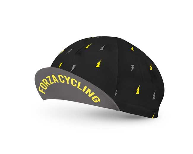 Gorra de Ciclismo para Hombre Rayos - Forza Fit Wear Ropa Deportiva 1d42eed47ed