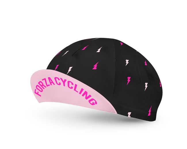 Gorra de Ciclismo para Dama Rayos - Forza Fit Wear Ropa Deportiva 88d510ca8fe