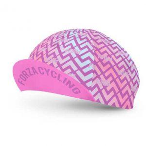Gorra de ciclismo para mujer