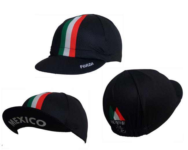 Gorra de Ciclismo para Hombre México - Forza Fit Wear Ropa Deportiva 284d11fba2b